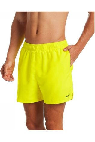 "Nike Short De Bain 5""Volley Short Jaune"