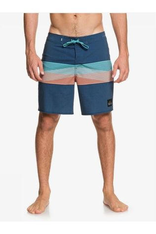 Quiksilver Short De Bain Highline Seasons 18 Bleu