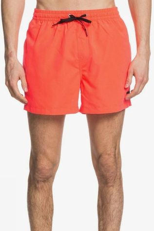 Quiksilver Zwemshort Everyday Volley 15 Zalmroze