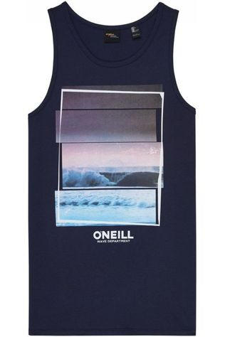 O'Neill Top  Lm Beach Marineblauw