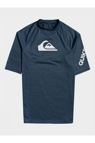 Quiksilver Lycra All Time Ss Bleu