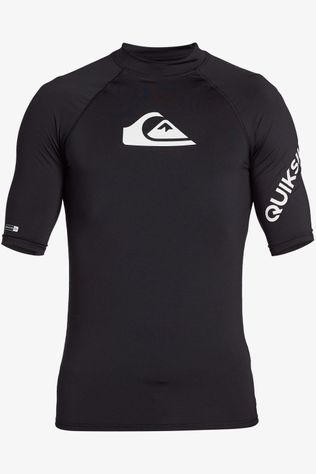 Quiksilver Lycra All Time Ss Noir