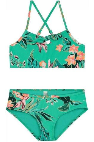 Shiwi Bikini Waikiki Scoop With Bow & Hipster Groen