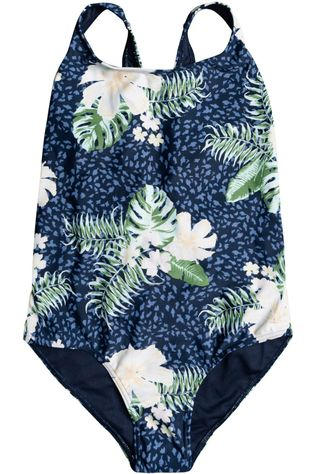 Roxy Badpak Heaven Wave One Piece Donkerblauw/Ass. Bloem
