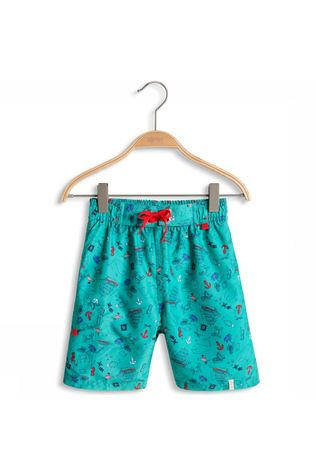 Esprit Swim Shorts Bermuda Pirate Turquoise/Assorted / Mixed