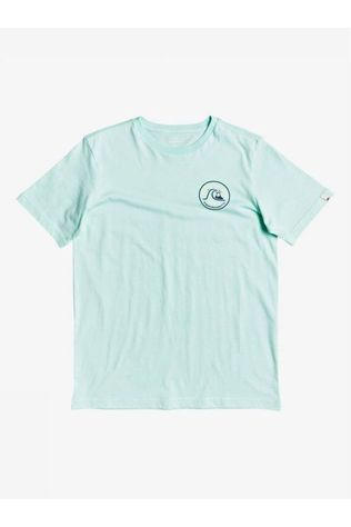 Quiksilver Top Close Call Ss Yth Lime