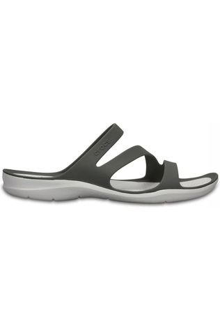 Crocs Flip Flop Swiftwater Sandal W white/mid grey