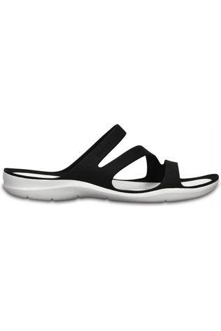 Crocs Flip Flop Swiftwater Sandal W black/white