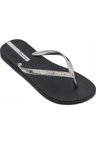Ipanema Slipper Glam Zwart