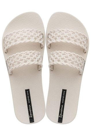 Ipanema Slipper Renda Ecru