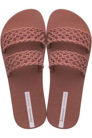Ipanema Slipper Renda Roest