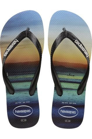Havaianas Tongs Hype Bleu/Assorti / Mixte