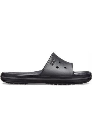 Crocs Tongs Crocband Iii Slide Noir/Gris Moyen
