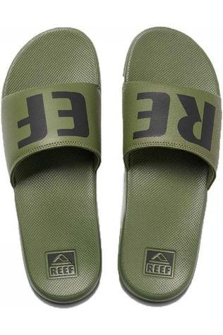 Reef Flip Flop One Slide dark khaki