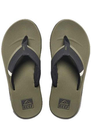 Reef Flip Flop Fanning Low dark khaki