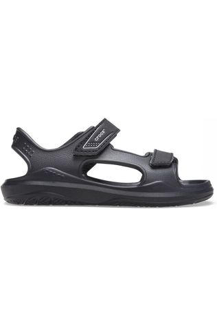 Crocs Sandale Swiftwater River Expedition Sandal Noir/Gris Clair