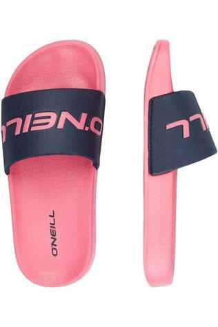O'Neill Tongs Fg Logo Slides Pourpre/Rose Moyen