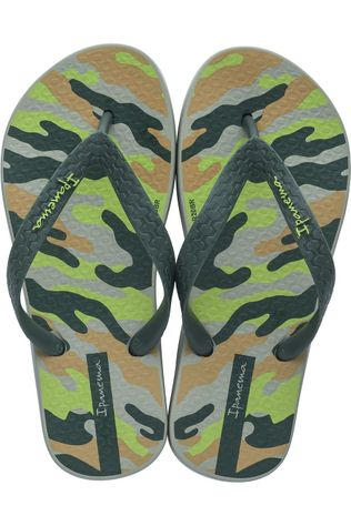 Ipanema Slipper Classic Ix Kids Ass. Camouflage
