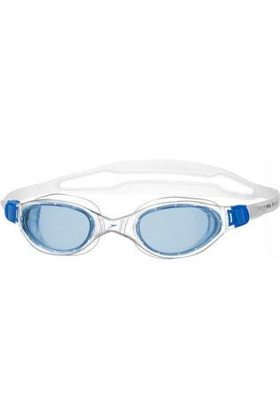 Speedo Swim Glasses Goggles Futura Plus Blue/No colour / Transparent