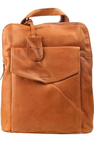 Burkely Sac Just Jackie Backpack Crossover Marron Chameau