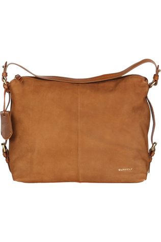 Burkely Bag Soul Skye Hobo Camel Brown