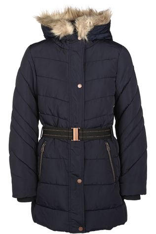Garcia Coat Gj020803 dark blue