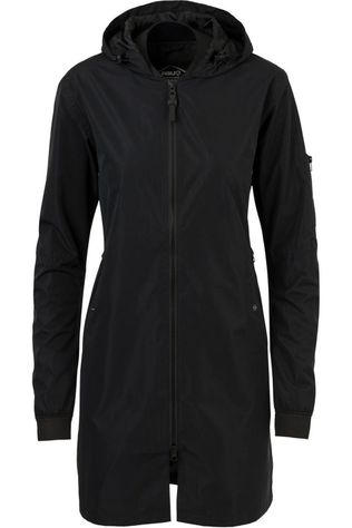Agu Veste Vélo Long Bomber Rain Urban Outdoor Women Noir
