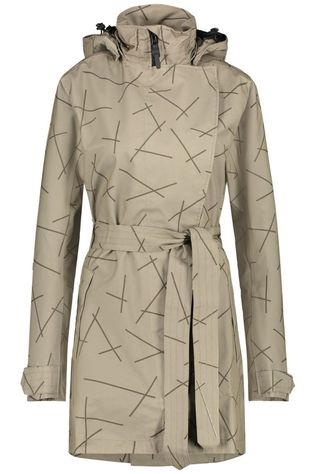 Agu Fietsjas Urban Outdoor Trench Coat Lichtkaki/Assorti / Gemengd