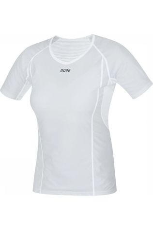 Gore Wear Top M Gore Windstopper Base Layer Gris Clair/Blanc