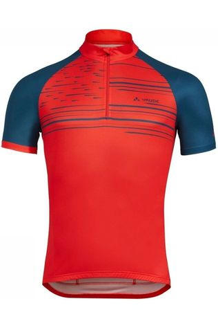 Vaude T-Shirt Mitus red/dark blue