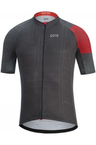 Gore Wear T-Shirt C3 Line Jersey black/red