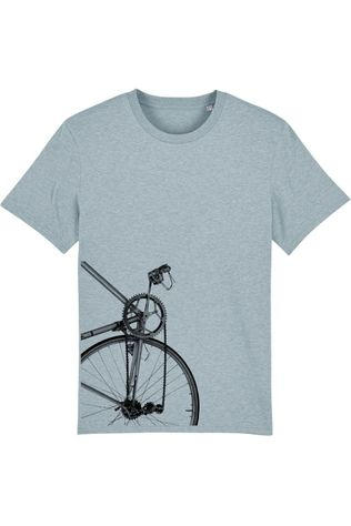 The Vandal T-Shirt Crank Gris Clair