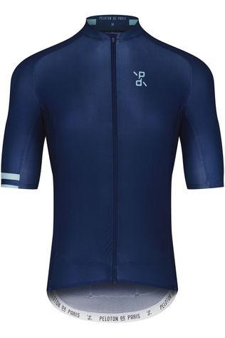 Peloton de Paris T-Shirt Recon Navy Bleu Marin