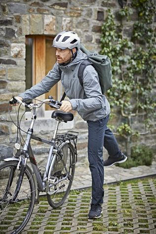 Craft Veste Vélo Ride Torrent Gris Foncé