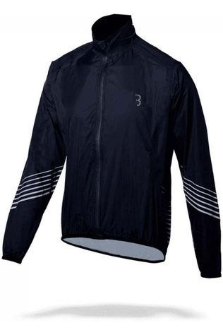 BBB Veste Vélo Rainjacket Stormshield Taped Noir
