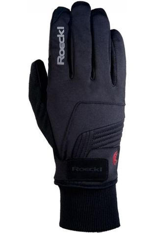 Roeckl Glove Rebelva black