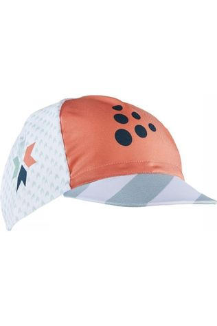 Craft Couvre-Chef Specialiste Bike Cap Rouille/Blanc