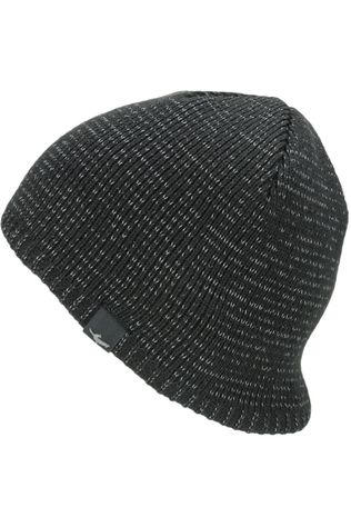 Sealskinz Bonnet Waterproof Cold Weather Reflective Noir