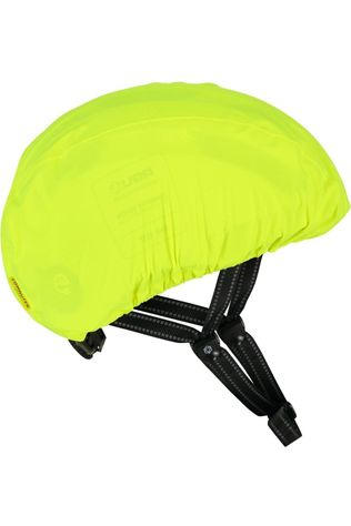 Agu Helmet Cover Compact Rain Commuter Hi-Vis light yellow