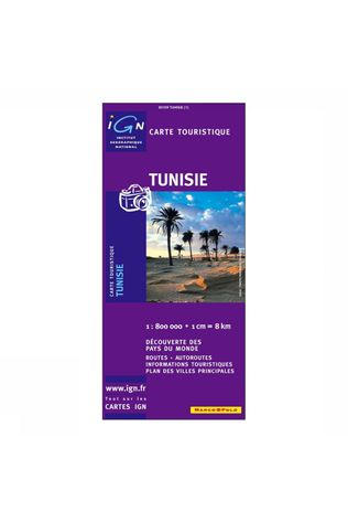 IGN Carte Tunisie - 85109 2006