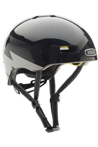 Nutcase Bicycle Helmet Street Gen4 Mips black/dark grey
