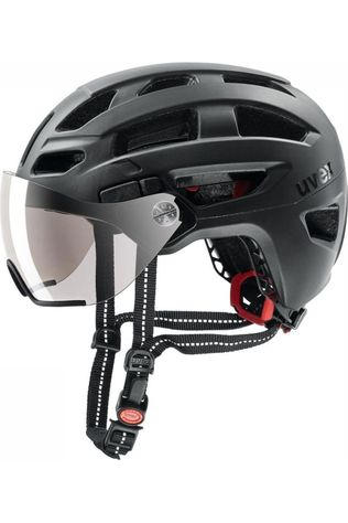 Uvex Bicycle Helmet Finale Visor black