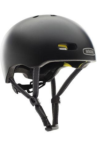 Nutcase Bicycle Helmet Solid Mips black