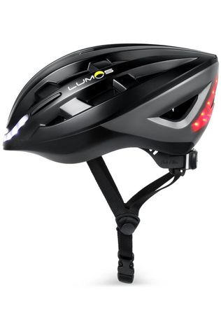 Lumos Bicycle Helmet Kickstart Lite black