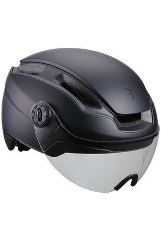 BBB Bicycle Helmet Indra Faceshield black