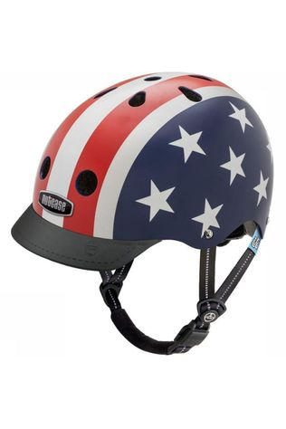 Nutcase Bicycle Helmet Little Nutty Gen3-M mid blue/white