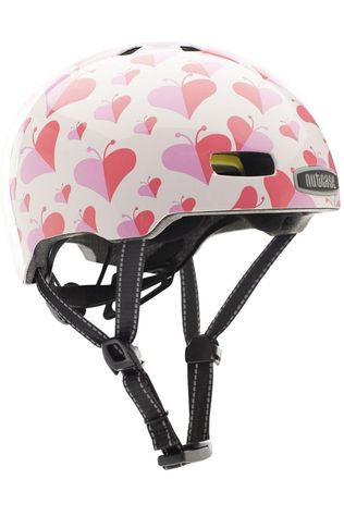 Nutcase Casque Velo Baby Nutty Mips Ecru/Ass. Fleur