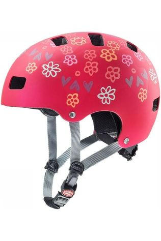 Uvex Casque Velo Kid 3CC Rouge
