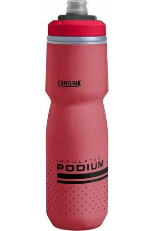 CamelBak Bottle Podium Chill 24OZ red