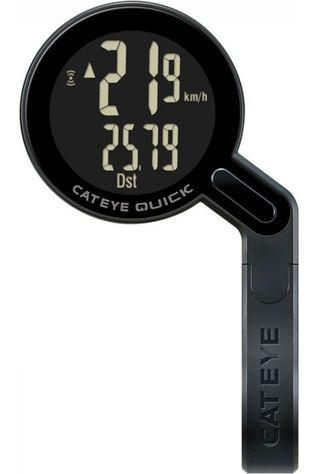 Cat Eye Ordinateur de Vélo Quick CC-RS100W Noir